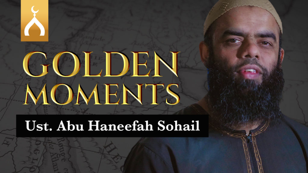 Golden moments from a golden time in history, join Ust. Sohail as he picks out pivotal moments from the seerah we can be inspired by