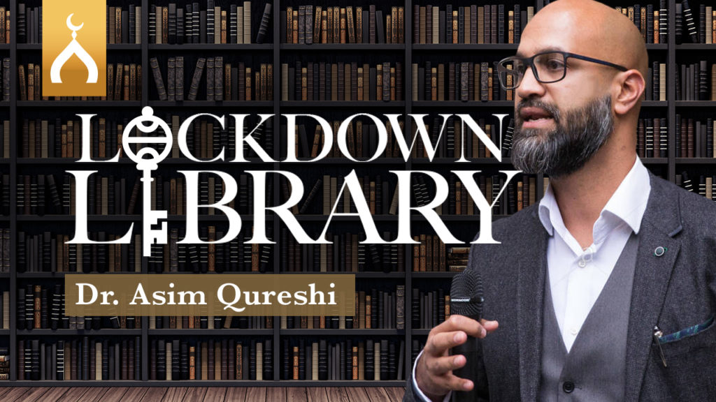 Join the avid reader, thinker and human rights researcher  Dr. Asim Qureshi as he brings you reviews from some of his favourite books from his library