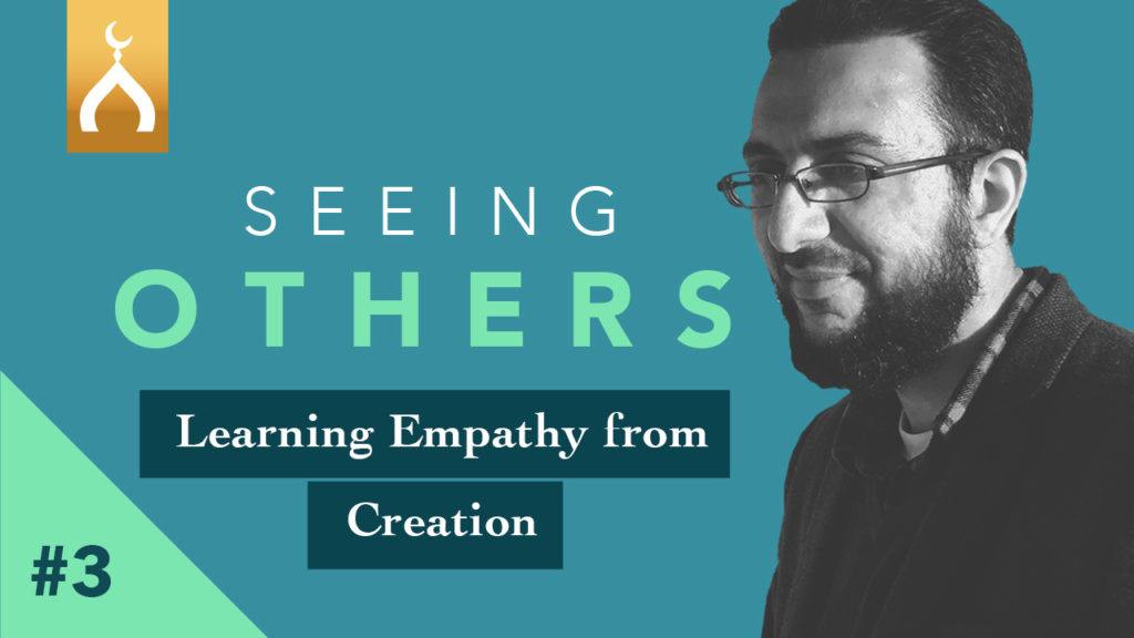 No one talks about empathy and human psychology better than the historian, Dr. Uthman Lateef - join him on what we are sure will open your minds and hearts to becoming amazing people