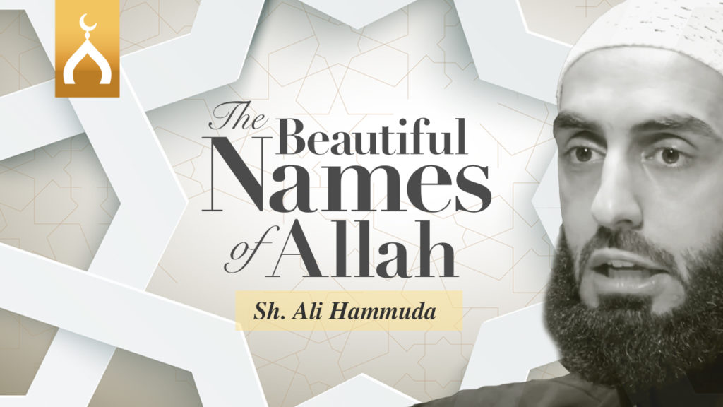 Get to intimately know our beloved Creator through these inspiring lectures by Sh. Ali Hammuda